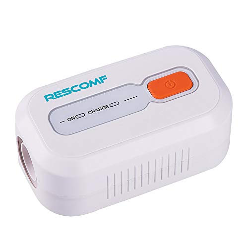 HZYWL Limpiador De CPAP, Mini Máquina De Limpieza Portátil De CPAP, Ronquidos por Apnea del Sueño, Desinfectante De Respirador De 2200 Mah