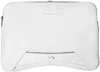 Brenthaven BX2 Laptop Sleeve Compatible 11 inch Dell Inspiron 3000, Lenovo Thinkpad Yoga 11E,Apple MacBook Air, ASUS Chromebook C202SA-YS02 and Microsoft Surface 3 (White)