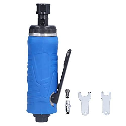 Les-Theresa Amoladora neumática Amoladora directa Aleación de zinc Tipo de ángulo recto Amoladora de aire industrial con amortiguación de impactos