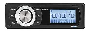 Aquatic AV MP5 Replacement Radio for Harley-Davidson  1998-2013