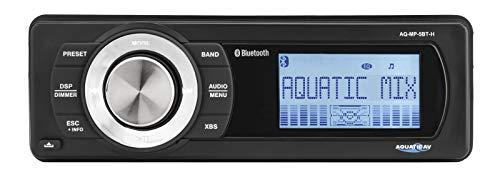 Aquatic AV MP5 Replacement Radio for Harley-Davidson (1998-2013)
