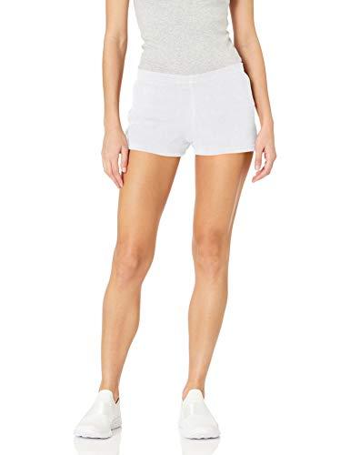 Soffe Women's Poolside Short, White, Large