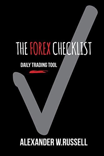 The Forex Checklist (English Edition)
