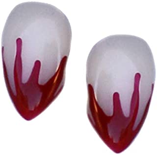 Scarecrow Small Blood Tip Deluxe Custom Fangs