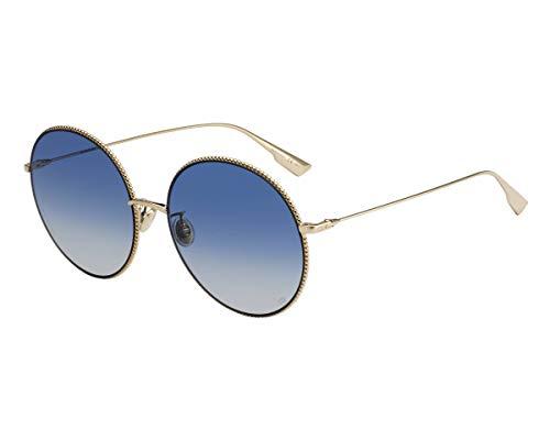 Christian Dior DiorSociety2F J5G84 - Gafas de sol, color dorado