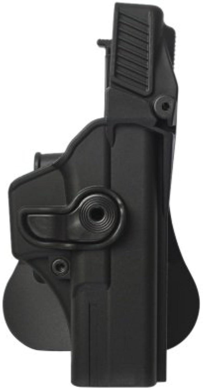 New Level 3 Retention Black Holster for Glock 31 17 22 28 Pistols Gen 4 Compatible (1410)