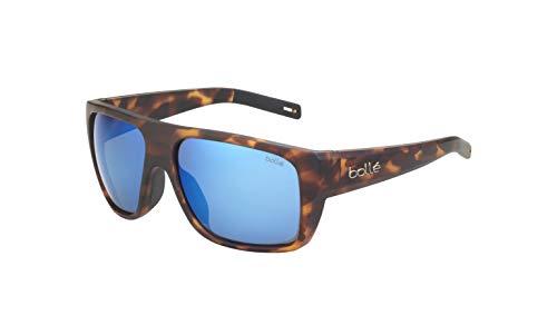 bollé Falco Sonnenbrille Matte Tortoise Unisex-Erwachsener Large