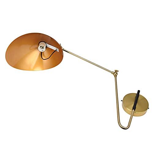 Aplique De Pared, Lámpara De Pared Ajustable Conveniente Para Usar Para Sala De Estar Para Dormitorio