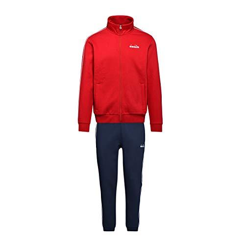 Diadora - Chandal FZ Cuff Suit Core para Hombre