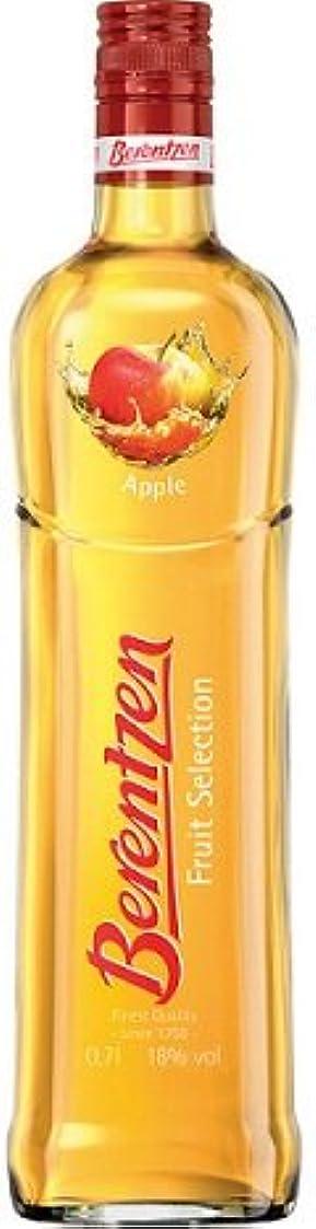 もしスズメバチ無秩序ベレンツェン アップル フルーツ?セレクション 700ml