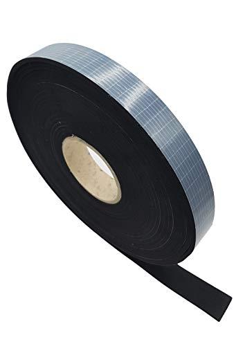 EPDM Zellkautschuk DICHTUNGSBAND selbstklebend 10m lang - Breite bis 80mm - Dicke bis 10mm - PREMIUM Qualität ähnl. Moosgummi - AUSWAHL: 5 x 2mm x 10m