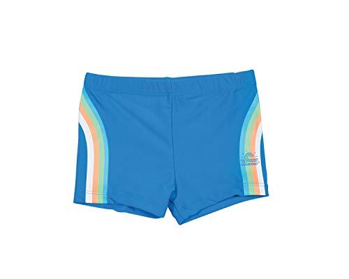 LongBoard Badeshort, für Jungen, Dunkelblau Gr. 6-7 Jahre, blau