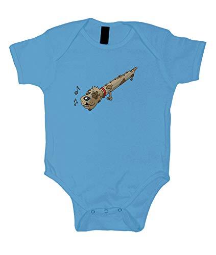 latostadora - Body Perroflauta para Bebe