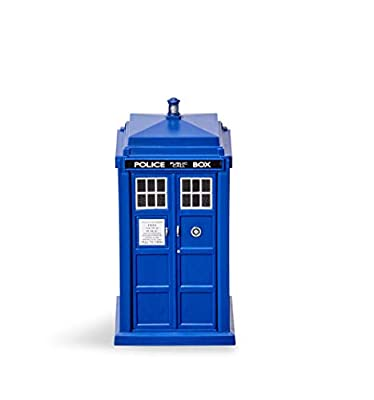 Doctor Who – Spin and Fly Tardis – Tardis Tourne et Vol (Import Royaume-Uni)
