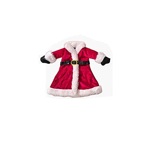 Support pour bouteille de vin de Noël, fournitures de fête, Nouvel An, décoration de festival, robe de jupe, housse de bouteille de vin (A)