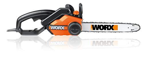 WORX WG304.1 Chain Saw 18-Inch 4 15.0 Amp (Renewed)