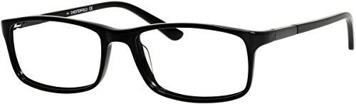 CHESTERFIELD 30 XL Eyeglasses 0807 Black 58-18-150
