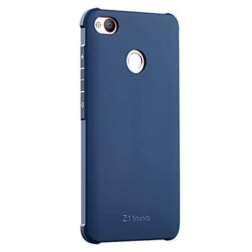 Sunrive Für Nubia Z11 Mini S Hülle Silikon, Handyhülle Schutzhülle Etui Case Backcover für Nubia Z11 Mini S(blau)+Gratis Universal Eingabestift