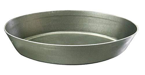 10 PZ Forma PASTICCIOTTO Ovale Stampo in Alluminio CM 7X5X H 1,8