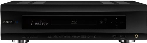 Oppo BDP-105 3D Schwarz - DVD/Blu-Ray Players (1080i,1080p,480i,480p,576i,576p,720p, Rhapsody, CinemaNow, Netflix, Pandora, Vudu, Dolby Digital,Dolby TrueHD,DTS-HD Master Audio, 7.1 Kanäle, AVCHD,M4V,MKV,MP4, FLAC,WAV)