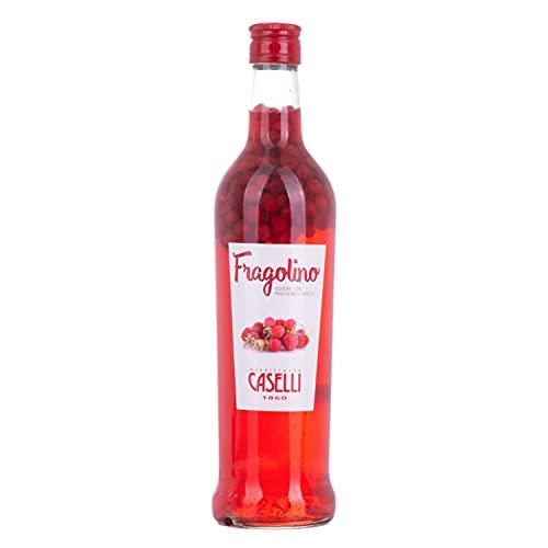 Caselli Fragolino Liquore con Fragoline di bosco FOR COCKTAILS 23% - 700 ml