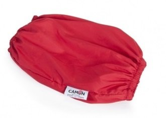 CAMON- Paraorecchie Rosso per Cani 28 x 33 cm