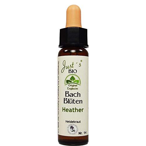 Heather Nr. 14 Original englische BIO Bachblüten Heidekraut Blütentherapie für Mensch und Tier
