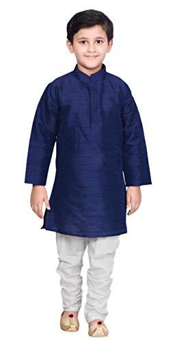 Niños Grandad Collar Kurta Pijama Shalwar Kameez Festival 964