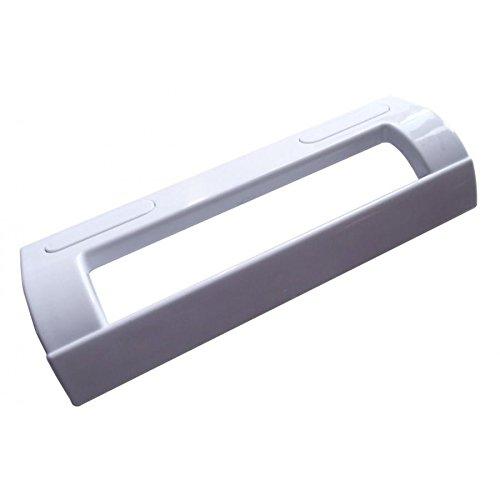 Tirador de puerta blanco universal de daniplus para frigorífico y congelador, L x Prof x An: 200x 60x 45mm