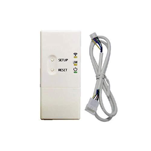 Contrôle Wi-Fi Toshiba pour climatiseurs gamme résidentielle.