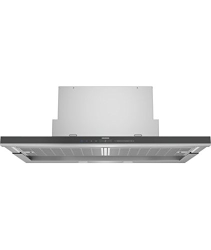 Siemens LI99SA683 iQ700 Dunstabzugshaube / 89.8 cm / Luftgütesensor / LED-Beleuchtung / Extrem Leise