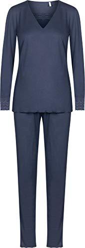 Rösch Damen-Schlafanzug Single-Jersey Jeans Größe 38