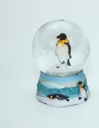Cornelißen - 6969193 - Schneekugel Pinguin, 6,5cm