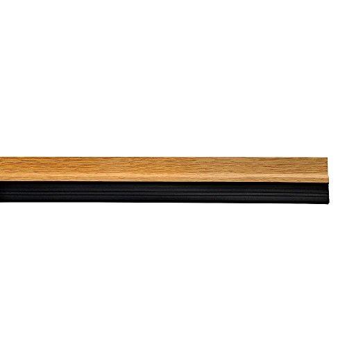 95 cm color gris Wolfpack 5190450 Burlete de espuma bajopuerta