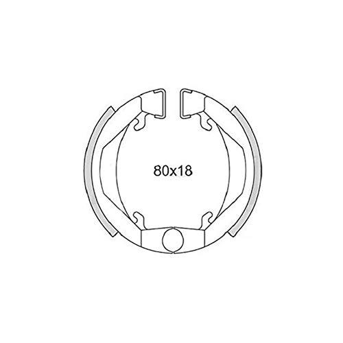 machoire Frein Cyclo Doppler AV/AR Compatible avec 103 sp/51v/41 Type leleu -d80x18- (pr)