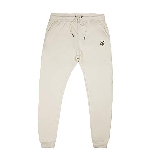 Zoo York Burnside Pantaloni Sportivi, Beige (Osso Bon), 29W x 31L (Dimensioni Produttore:L) Uomo