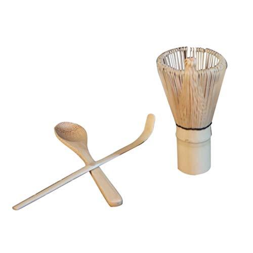 Tubayia Cucharilla de bambu para te matcha, ceremonia de te