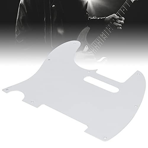 Ong Golpeador de Guitarra, Golpeador de Guitarra eléctrica Peso Ligero Seguro de Usar Bordes Suaves para Accesorios de música para...