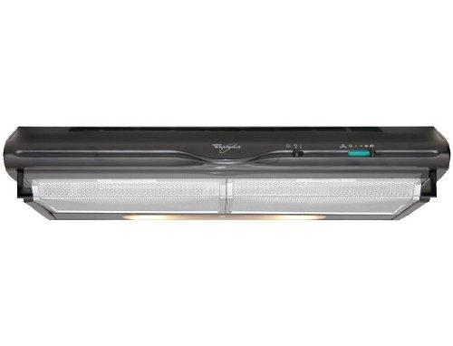 Whirlpool AKR 441 NB Hotte Groupe Filtrant 59,9 cm Noir