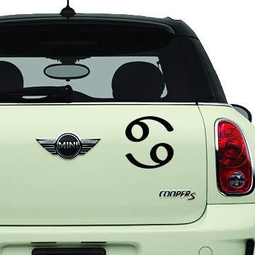 Zodiac icon Cancer SCI-FI/Comics/Games Automotive Decal/Bumper Sticker