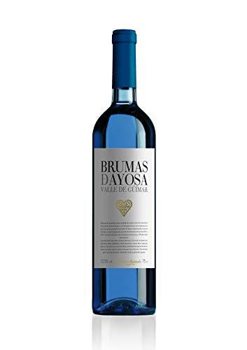Vino BRUMAS DE AYOSA Blanco Afrutado 75 cl. Producto Islas Canarias.