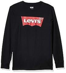 Levi's Camiseta de Manga Larga para Niños