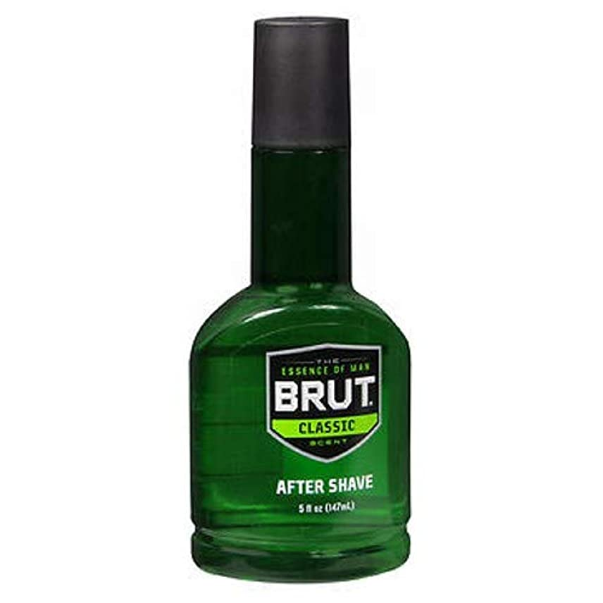 貢献する月バックアップ海外直送品Brut After Shave Lotion, Original Fragrance 5 oz by Brut