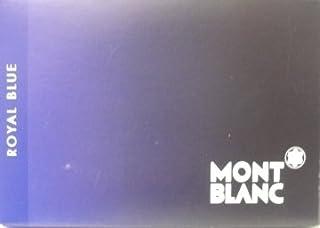 モンブラン 万年筆用カートリッジインク【ロイヤルブルー】 105193【並行輸入品】