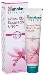Himalaya Natural Glow Kesar Face Cream (25 g x 2 Pack)