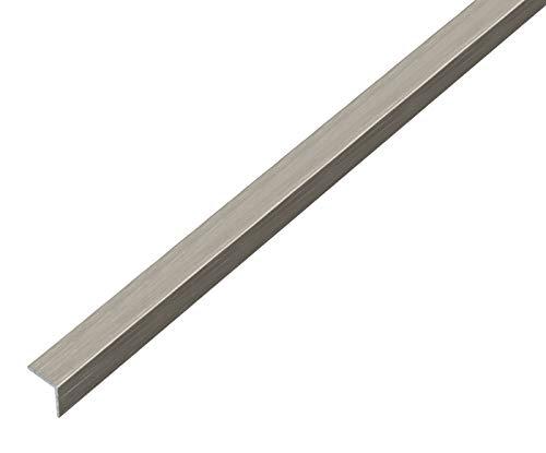 GAH-Alberts 488734 Perfil de ángulo, Aluminio