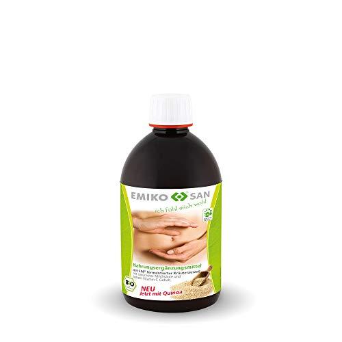 Emiko Emicosan effectieve micro-organismen 0,5 l (bio, ruw, veganistisch) gefermenteerde drank