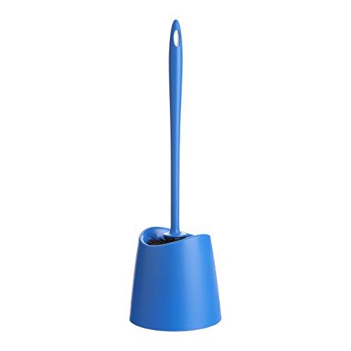 TATAY 4431419 - Standard Escobilla de baño WC, PP, Azul, 12.00x12.00x38.00 cm