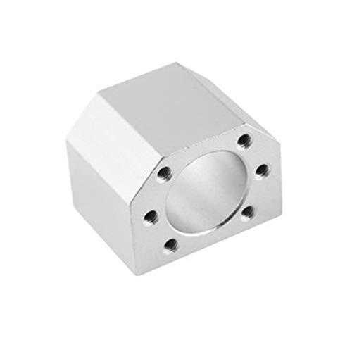 GooEquip Linearführung HGR20 400mm Linearschiene mit 4PCS Gleitblock + 1PCS SFU1605 400mm Kugelumlaufspindel mit Kugelmutter, BF12/BK12 Unterstützung, DSG16H, Kupplung für 3D Drucker CNC Maschine