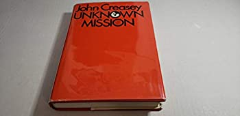Hardcover Unknown mission. Book